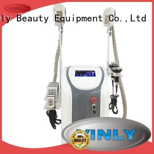 Vinly Brand cryo cavitation portable portable laser