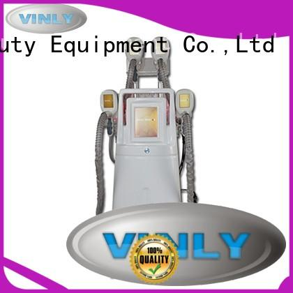 Vinly hot selling the firm slimming machines supplier for breast enhancing