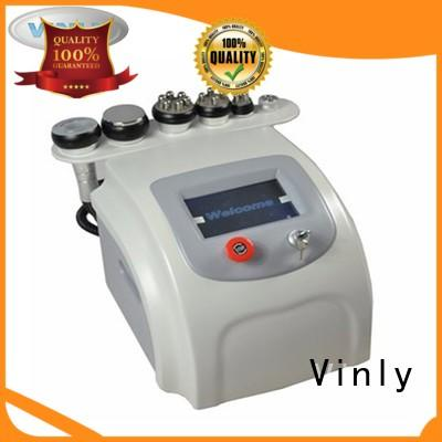 Vinly convenient portable cavitation machine factory direct supply for body shaping