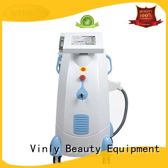Q switched IPL Laser Hair Removal Machine series for beauty