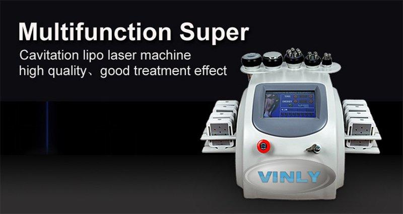 Wholesale rf machine cavitation rf vacuum machine Vinly Brand