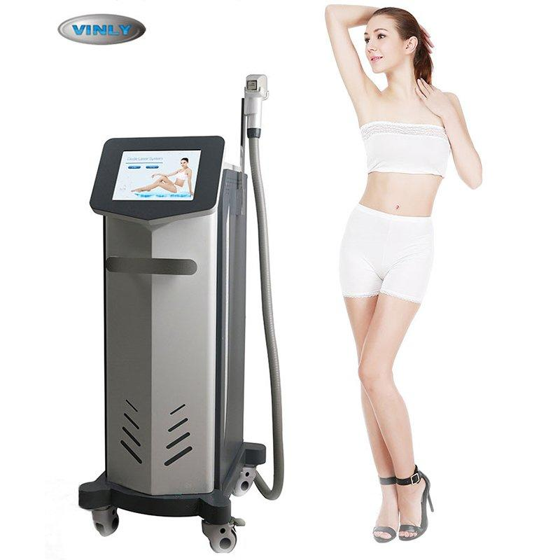 Laser permanent hair removal machine  VL-808A