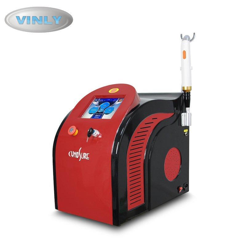 Portable picosecond laser machine  VL-P18