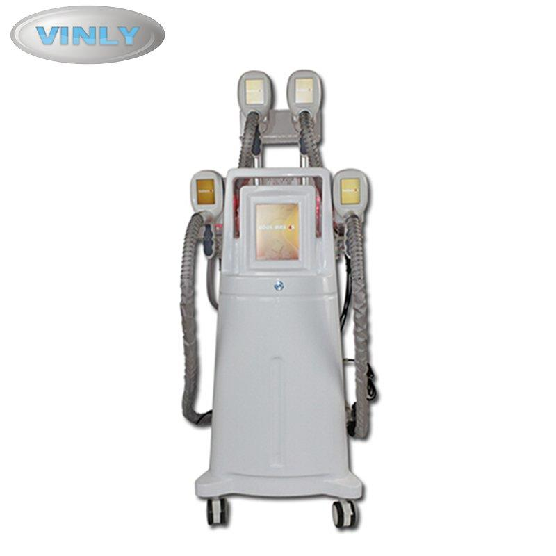 4 Cryo  handle cryolipolysis machine  VL-37B