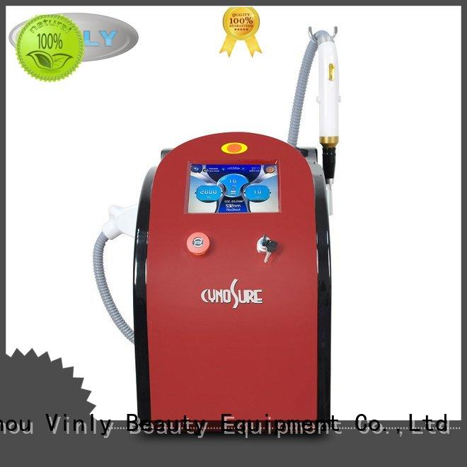 Vinly Brand portable stationary machine picosecond laser