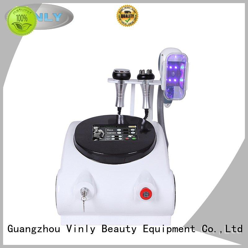 Quality slimming machines suppliers Vinly Brand two portable laser