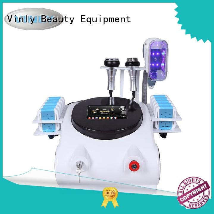 cryolipolysis machine cost abs material for skin rejuvenation Vinly
