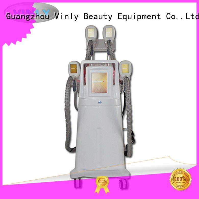 Vinly cavitation cryolipolysis slimming machines suppliers