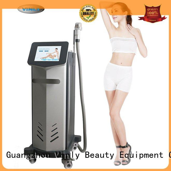 Vinly Brand laser hair machine laser diode