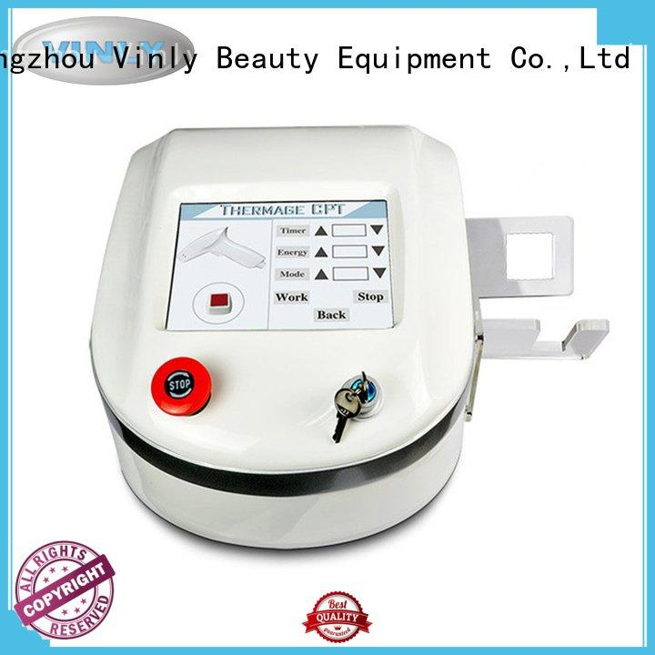 rf skin tightening machine for home lifting face lifting device Vinly
