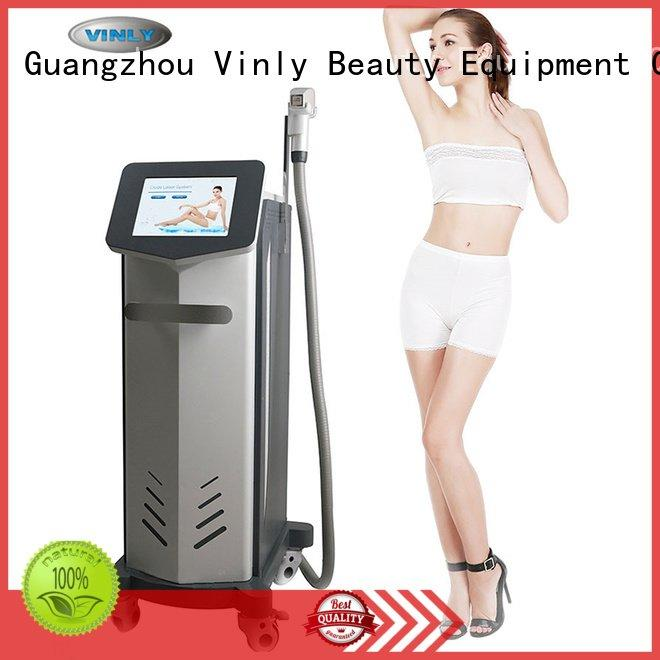 removal laser diode Vinly laser hair removal technology