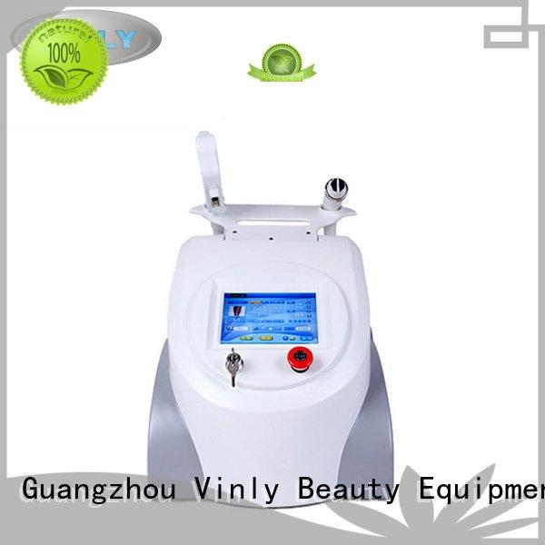 beauty portable permanent Vinly ipl light hair removal