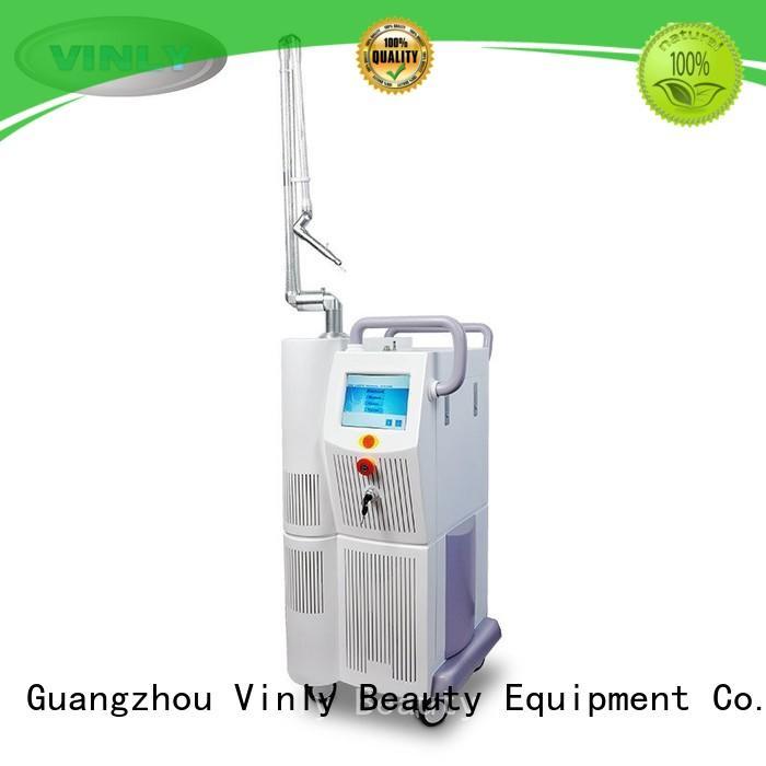 Vinly Brand fractional machine laser co2 laser cutting machine manufacture