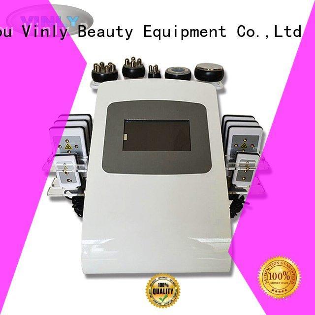 Custom cavitation rf vacuum machine cavitation rf vl014 Vinly
