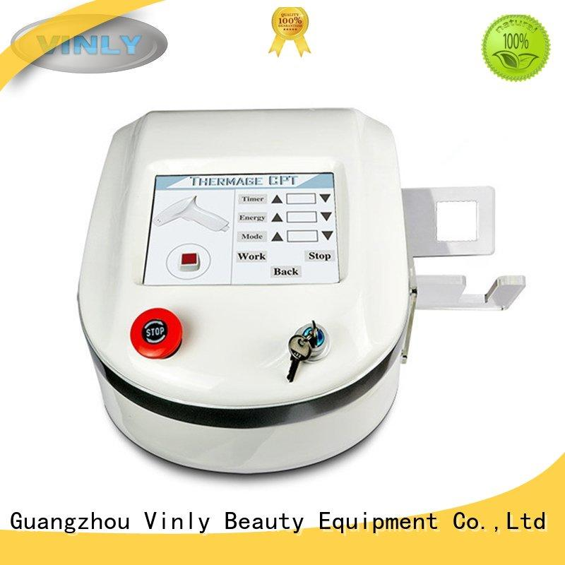 skin thermage lifting face lifting device machine Vinly