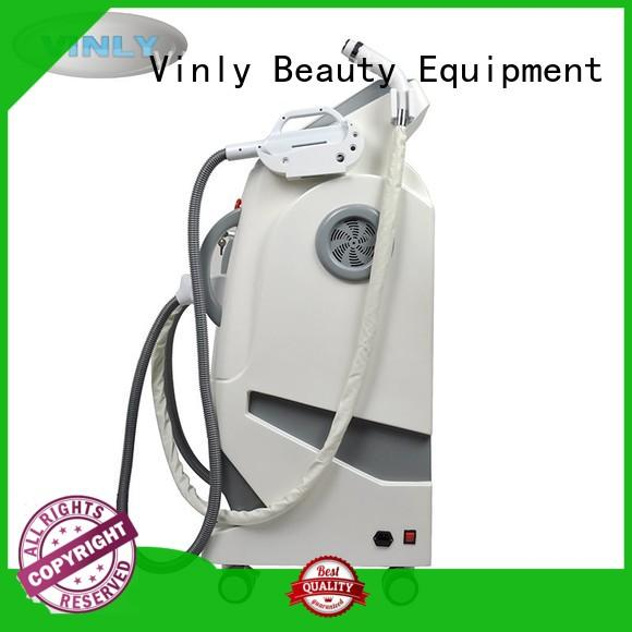 Vinly excellent laser hair removal machine for sale Q switched for skin