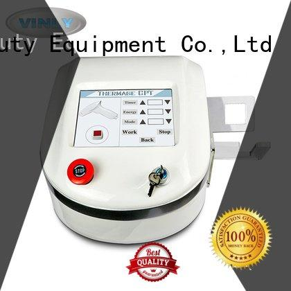 OEM rf skin tightening machine for home thermage lifting skin face lifting device