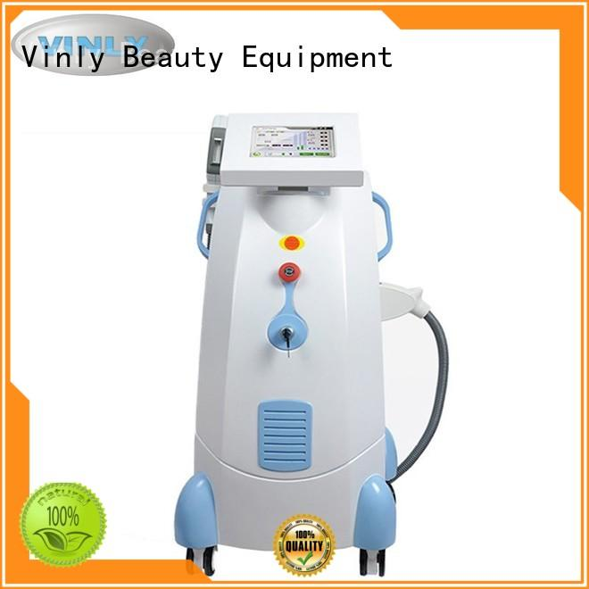 Vinly efficient IPL Hair Removal Machine for wrinkle remove