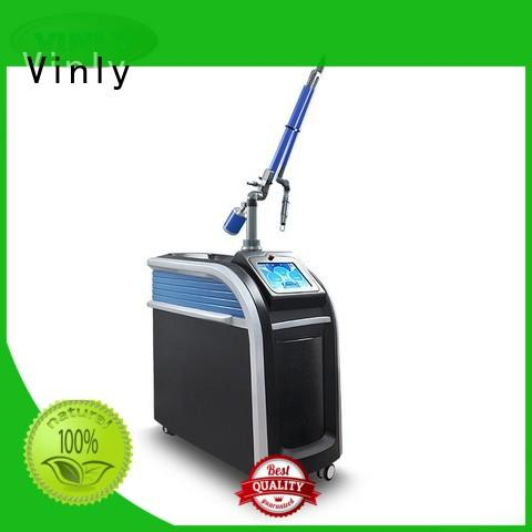 picosecond tattoo removal from China for skin tightening Vinly