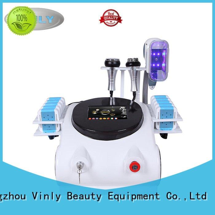Vinly Brand cryo lipolaser slimming machines suppliers