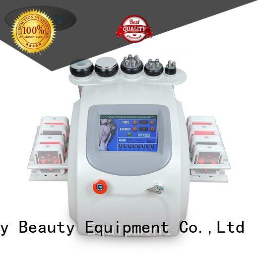 Vinly rf cavitation cavitation rf vacuum machine