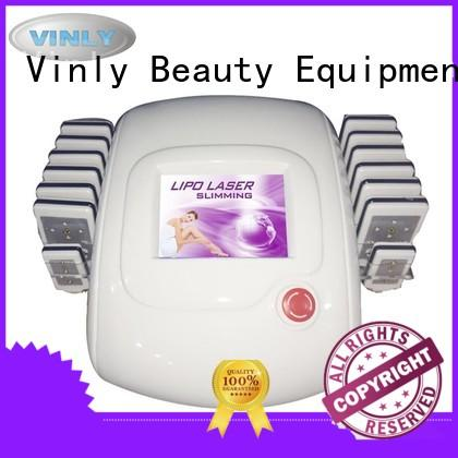 Vinly laser lipo no surgery series for body shaping