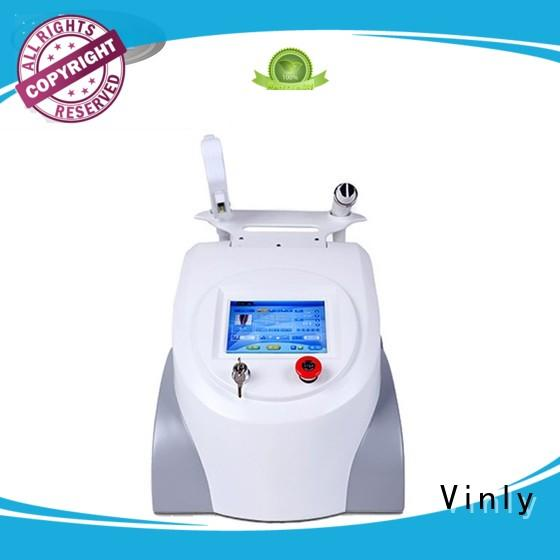 Vinly ipl beauty machine supplier for skin