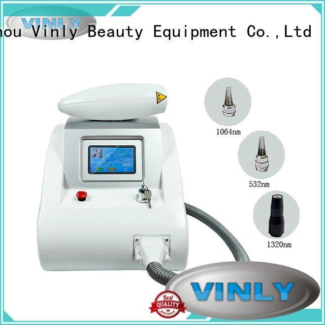 Vinly Brand ipl rf laser tattoo removal
