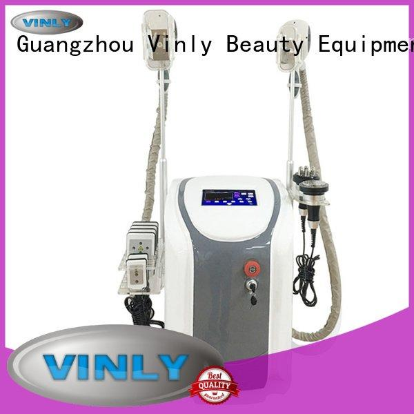 Hot slimming machines suppliers cryo portable laser handle Vinly