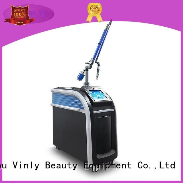 picosecond picosecond laser price machine Vinly company