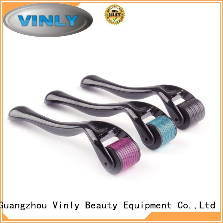 Quality Vinly Brand 540 derma roller at home