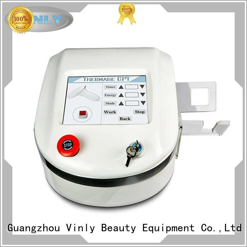 rf skin tightening machine for home lifting skin Bulk Buy thermage Vinly