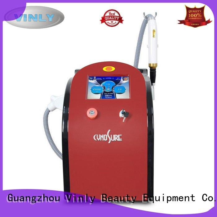 Vinly picosecond laser price yag stationary vlp18 portable