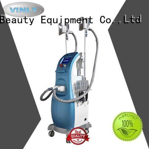 cavitation Vinly Brand portable slimming machines suppliers cryolipolysis rf