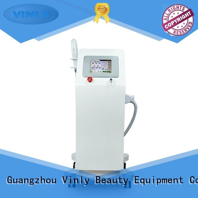 ipl light hair removal nd yag tattoo skin Vinly