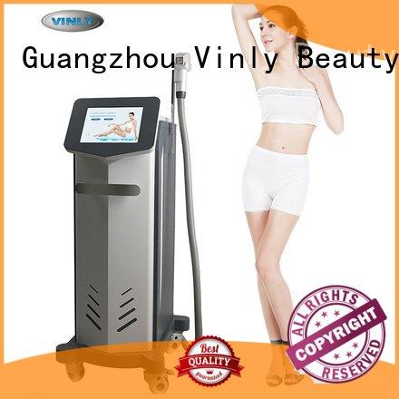 removal machine hair Vinly laser hair removal technology