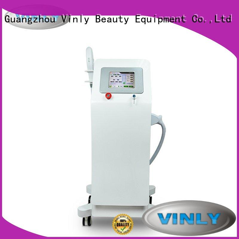 multifunctional professional laser hair removal device wholesale for beauty
