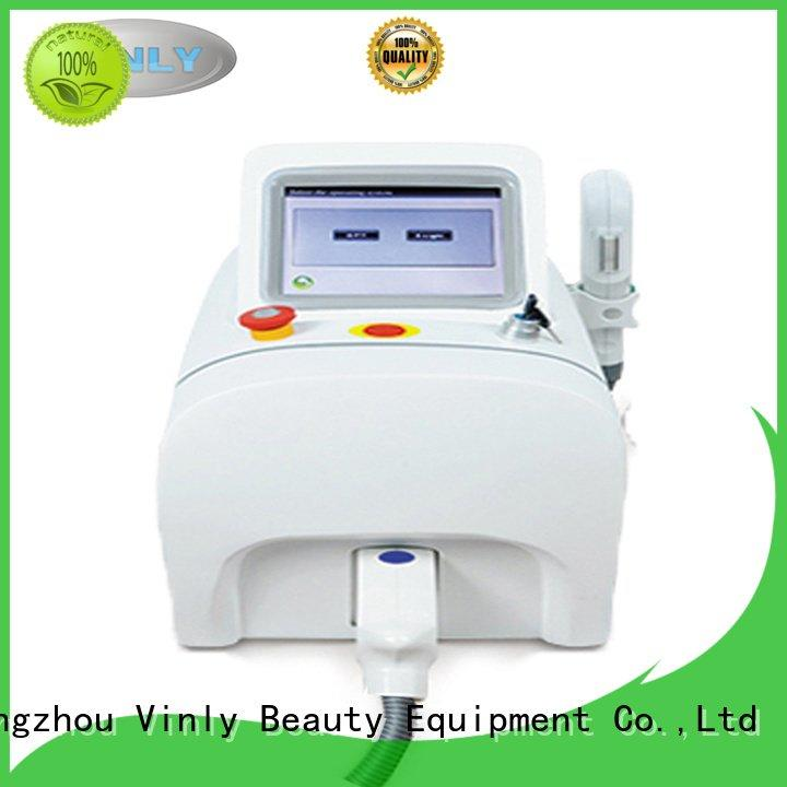 permanent portable rejuvenation laser Vinly laser tattoo removal