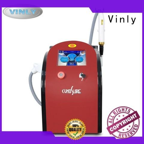 stationary picosure laser machine directly sale for acne treatment Vinly