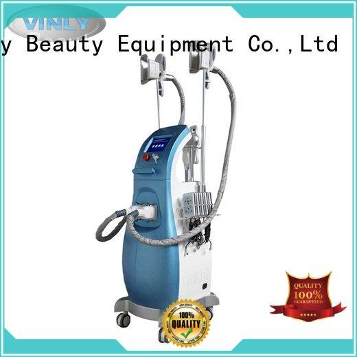 slimming machines suppliers portable two Vinly Brand