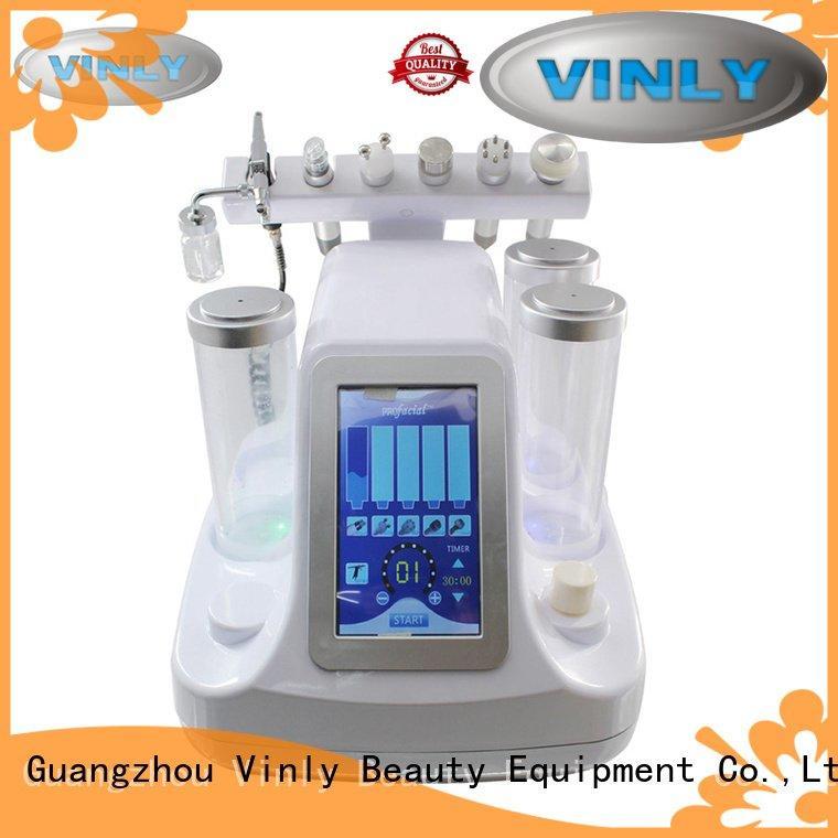 Vinly Brand machine dermabrasion facial dermabrasion at home hydra