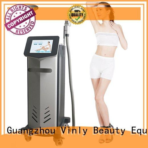 laser hair removal technology machine hair Vinly Brand