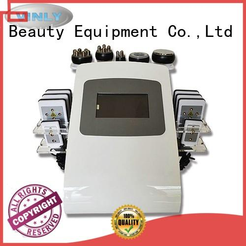 fat cavitation machine multifunctional beauty cavitation rf vacuum machine Vinly Brand