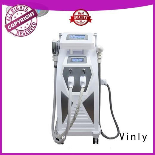 Vinly 5 in 1 Latest IPL Hair Removal Machines series for beauty