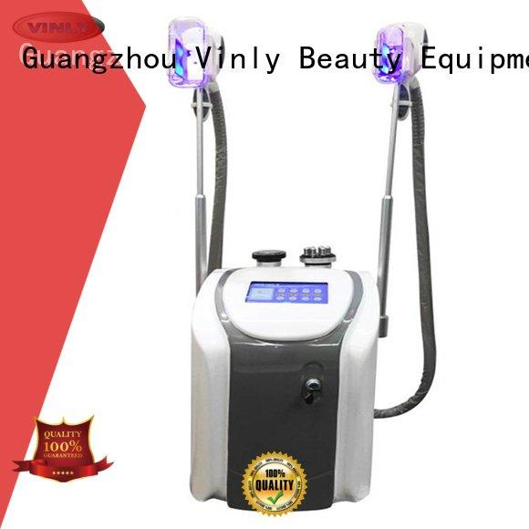cryolipolysis two Vinly slimming machines suppliers