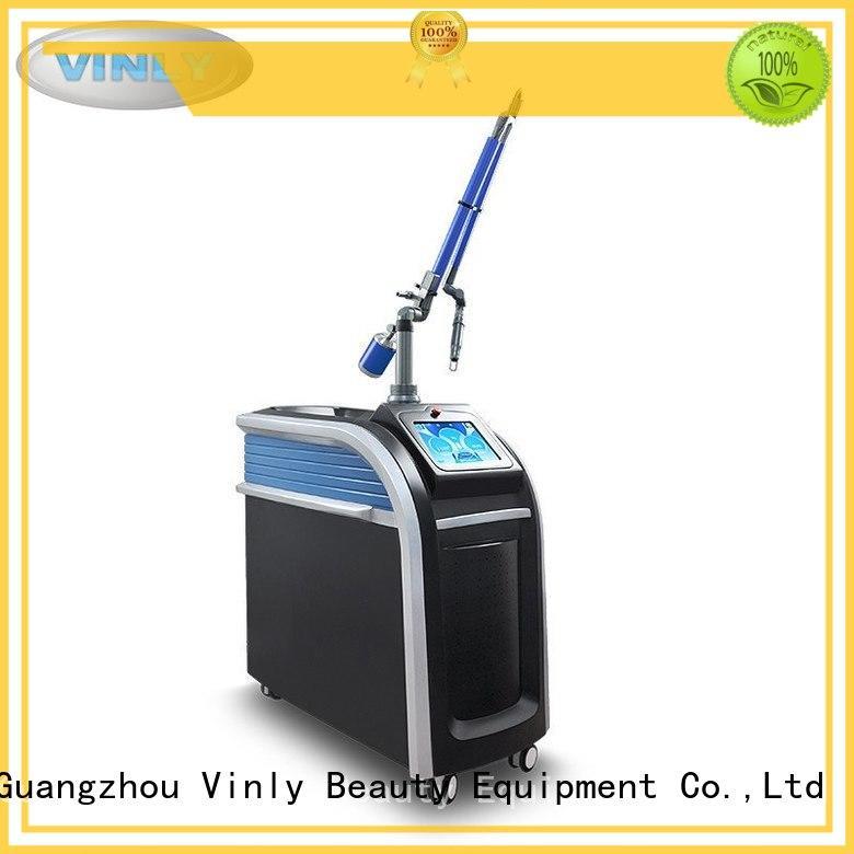 machine laser Vinly Brand picosecond laser price
