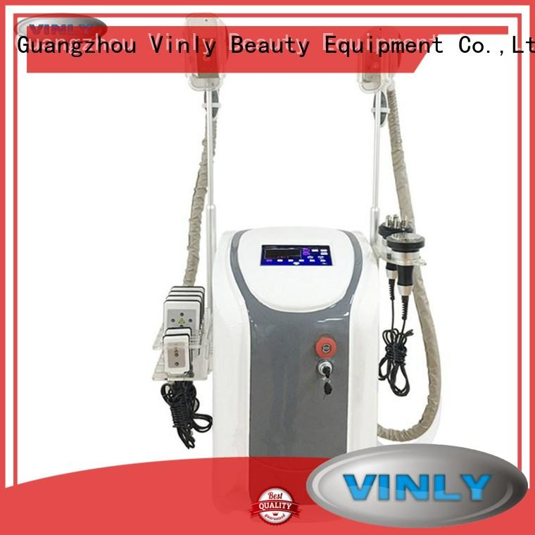 rf cryo cavitation slimming machines suppliers Vinly manufacture