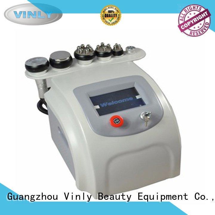 vl9084 multifunctional machine cavitation rf vacuum machine Vinly