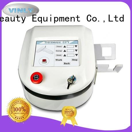 machine thermage lifting skin rf skin tightening machine for home Vinly Brand