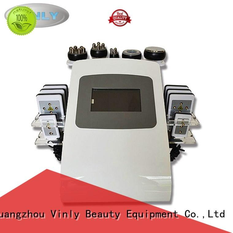 Wholesale vacuum fat cavitation machine beauty Vinly Brand